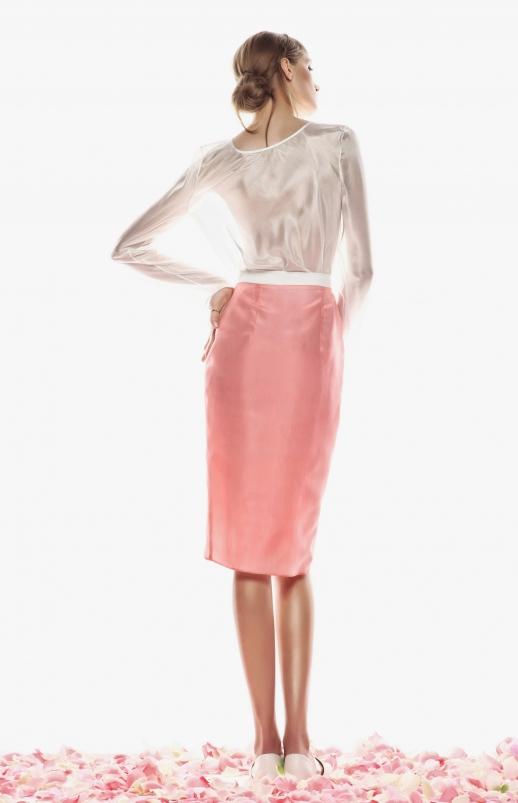 Sukienka tył