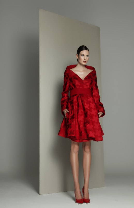 Dress W0041