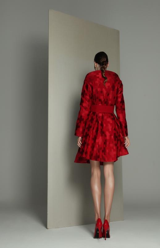 Dress W0042