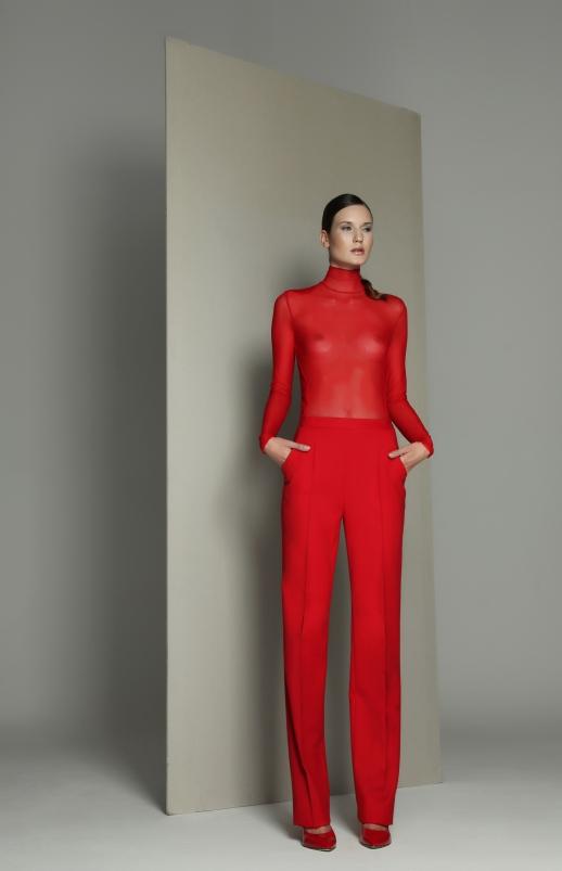 Spodnie W0262