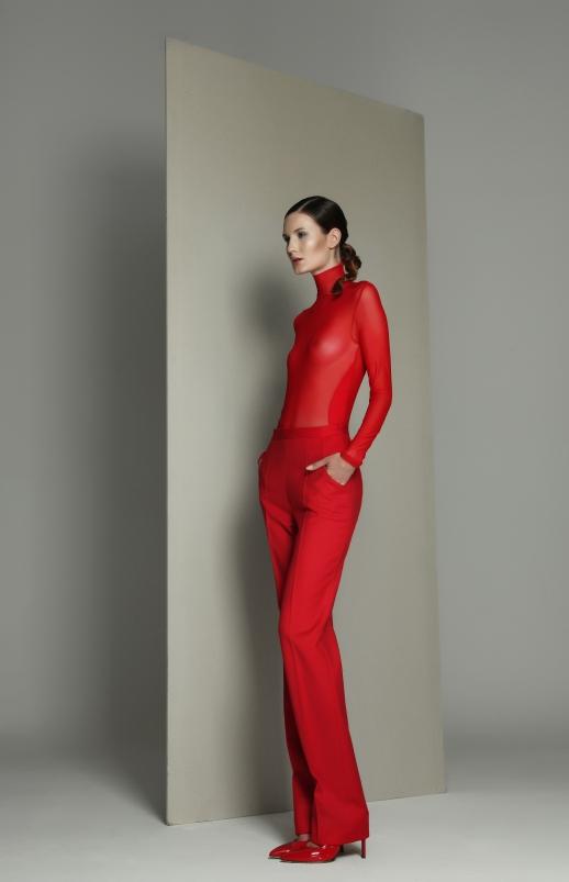 Spodnie W0261